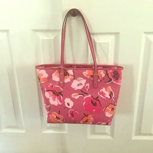 Brand New Authentic  Coach Bag w/ Matching Scarf!!